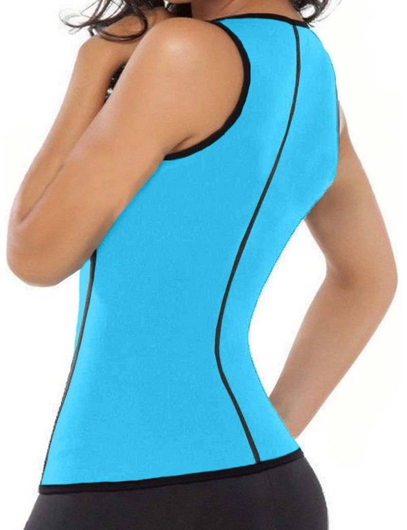 EXTREME Slimming Body Thermo Cami Hot Miss Belt Neoprene ...