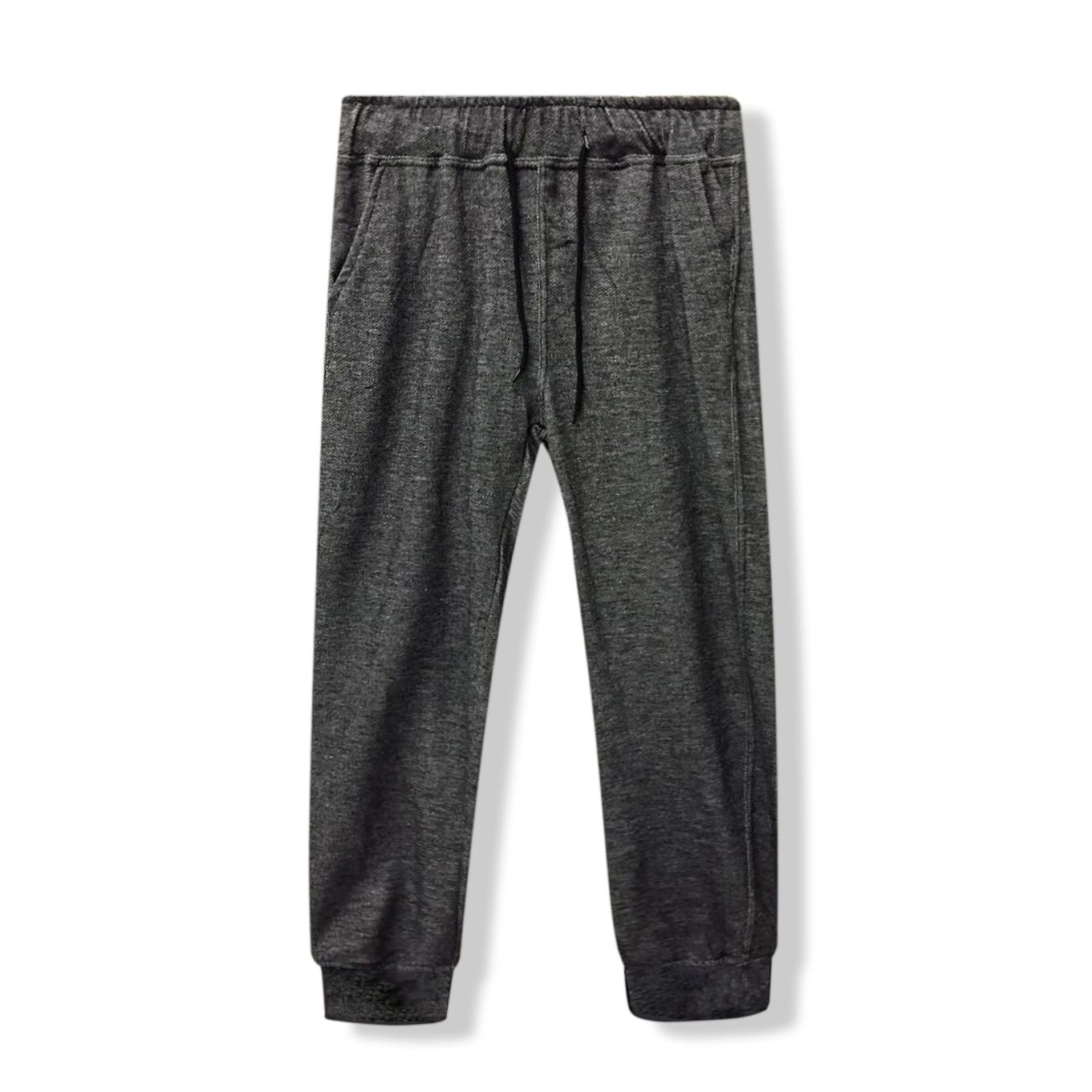 Men's Casual Jogger Sportwear pants Gym Run Drawstring ...