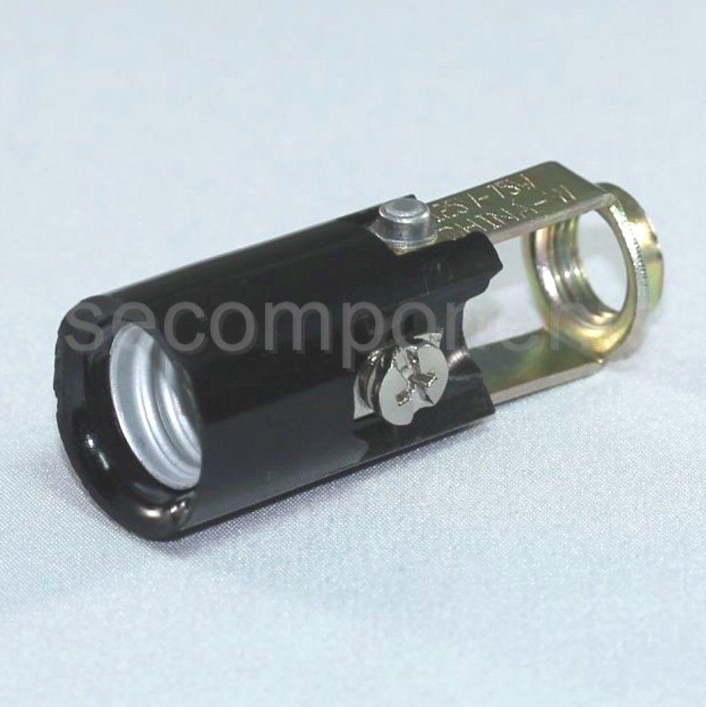Mini Light Bulb Socket Lamp Holder Candle Base Candelabra 75 W 125 V E12 Ebay