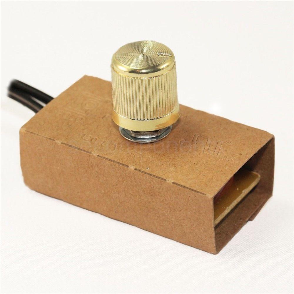 golo sc 239a dimmer switch for lamp 120 v 200 w ebay. Black Bedroom Furniture Sets. Home Design Ideas