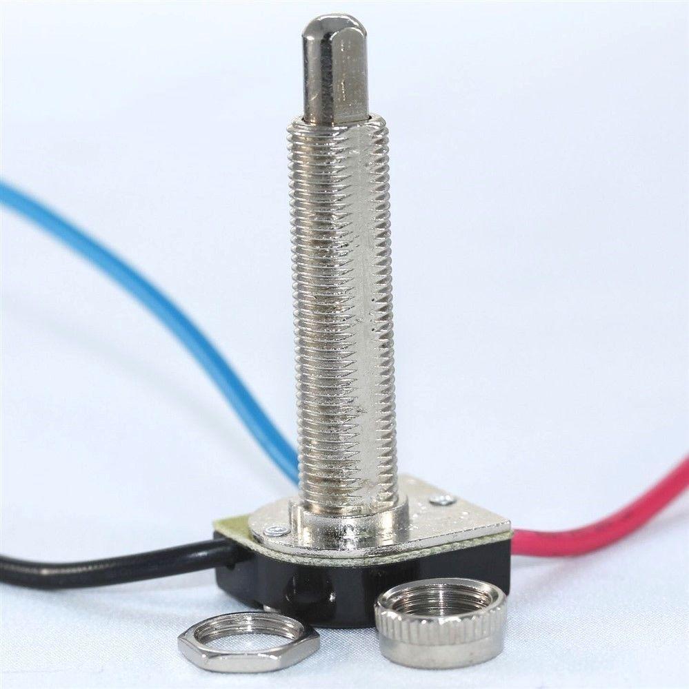 Zing Ear Ze 117m 3 Way Push Button Switch Light Lamp