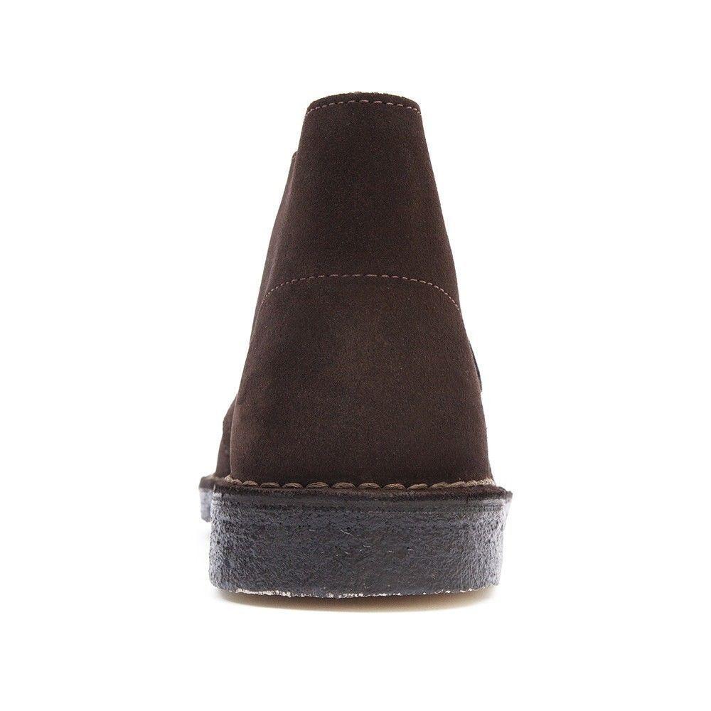 clarks originals sale mens desert boot brown lace