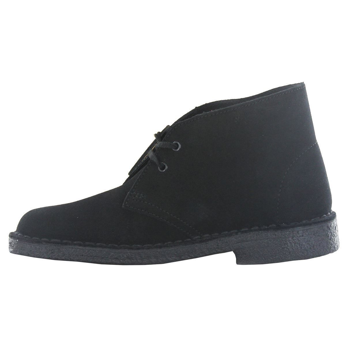 clarks originals sale mens desert boot black lace up