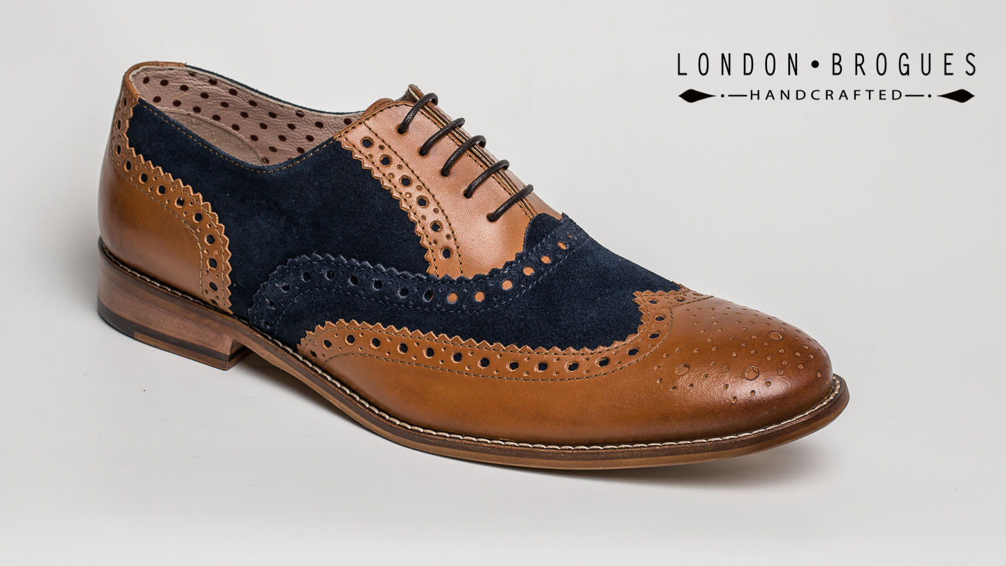 Mens clearance Brogues. Our mens discounted brogues will create a balance of comfort and style. For a wider choice of styles browse our mens shoes category. To shop the latest styles, visit Mens Brogues.