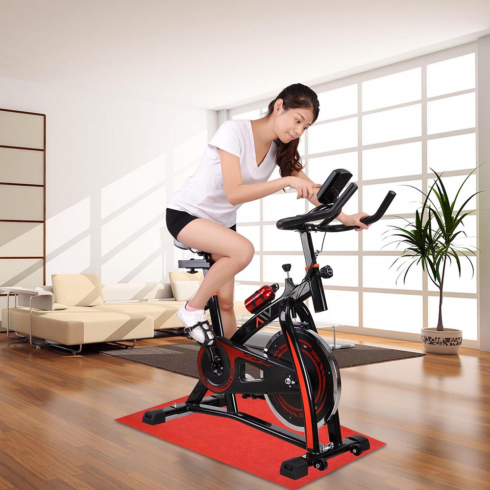 AW™ Commercial Spin Bike Fitness Exercise Gym Workout Home