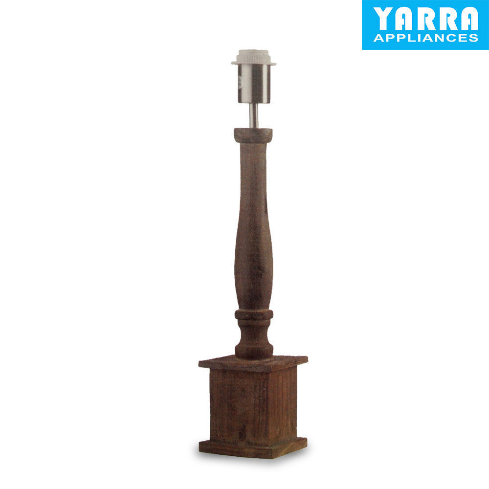 Antique wooden table lamps - Northern Euro Style Design Classic Antique Wood Table