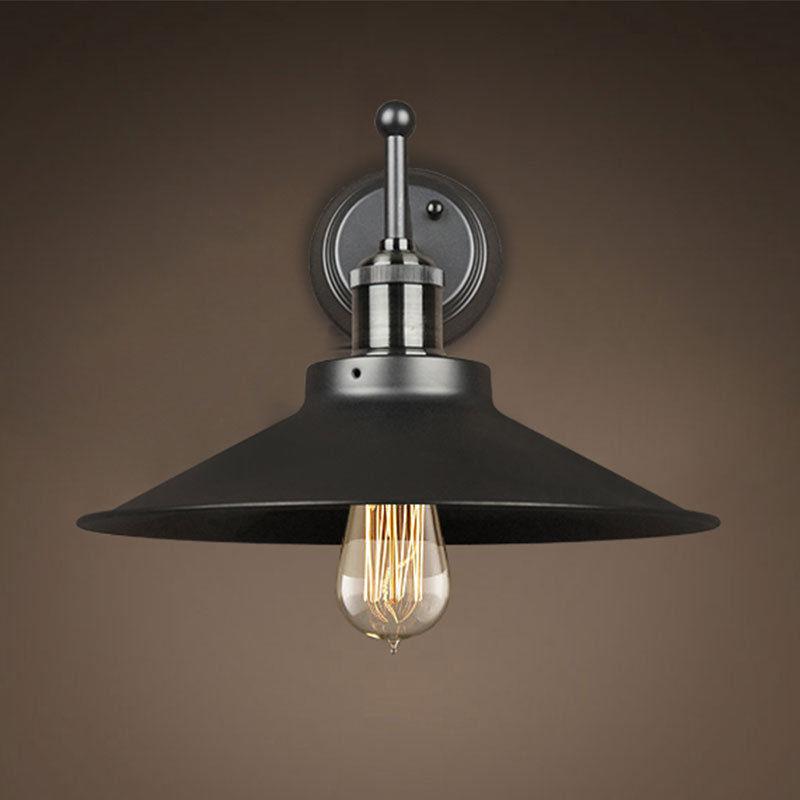 Vintage Wall Light Retro Lamp Industrial Cafe Edison Bulb