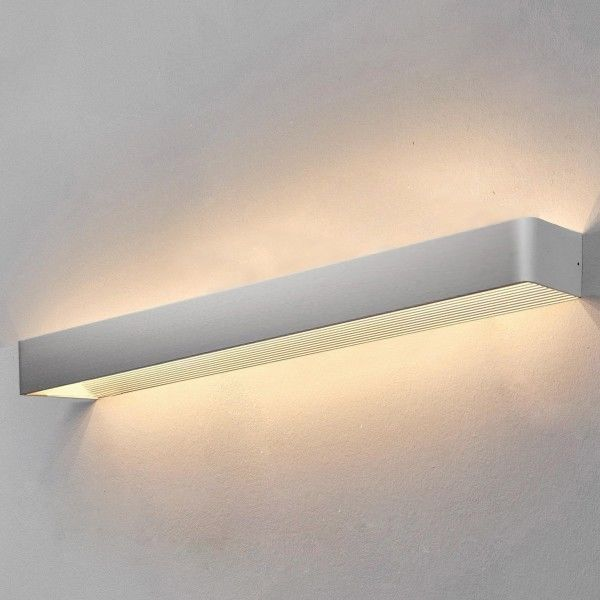 Design stylist linear cubic interior exterior sconce led wall light weatherproof ebay Exterior linear led lighting