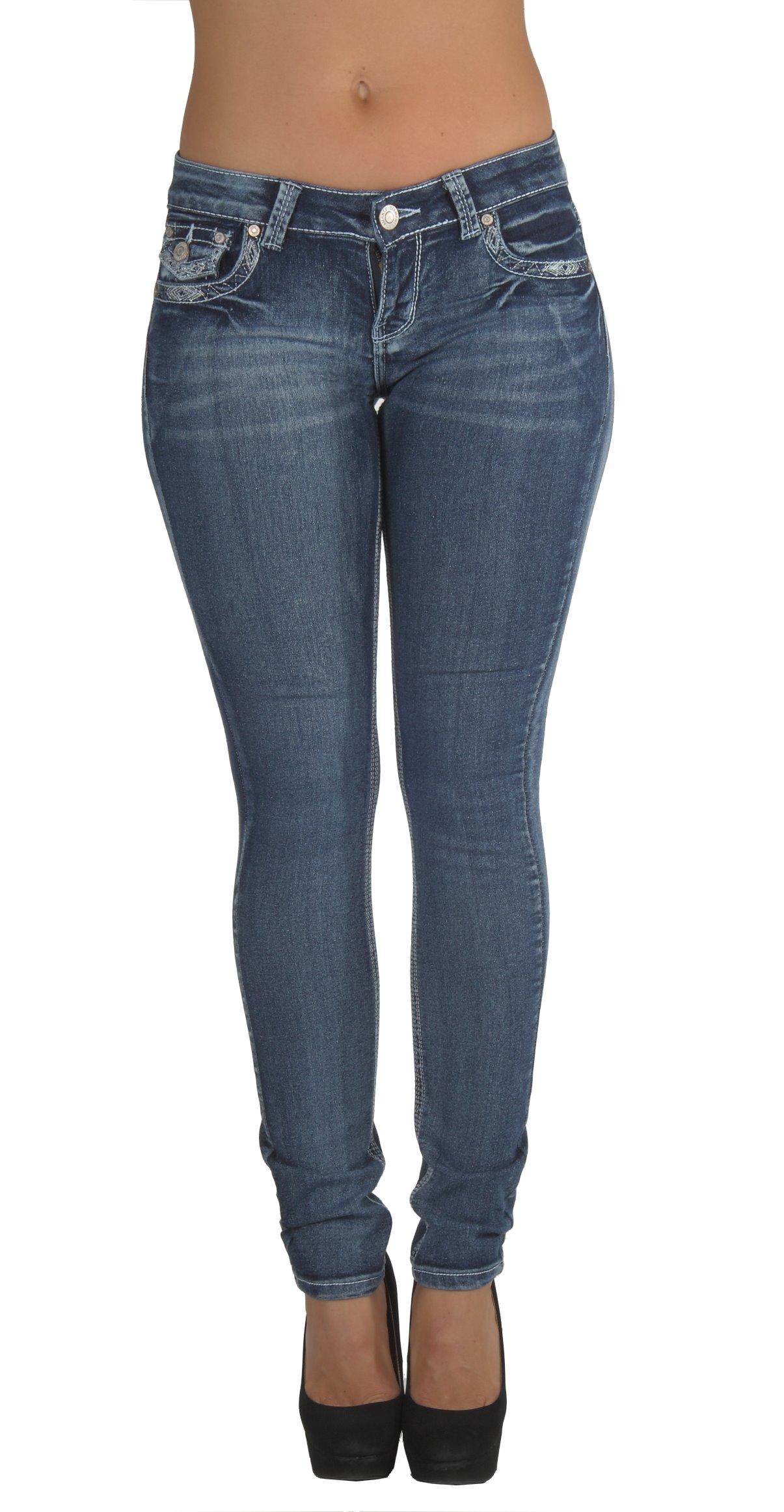 Womens Hydraulic Jeans