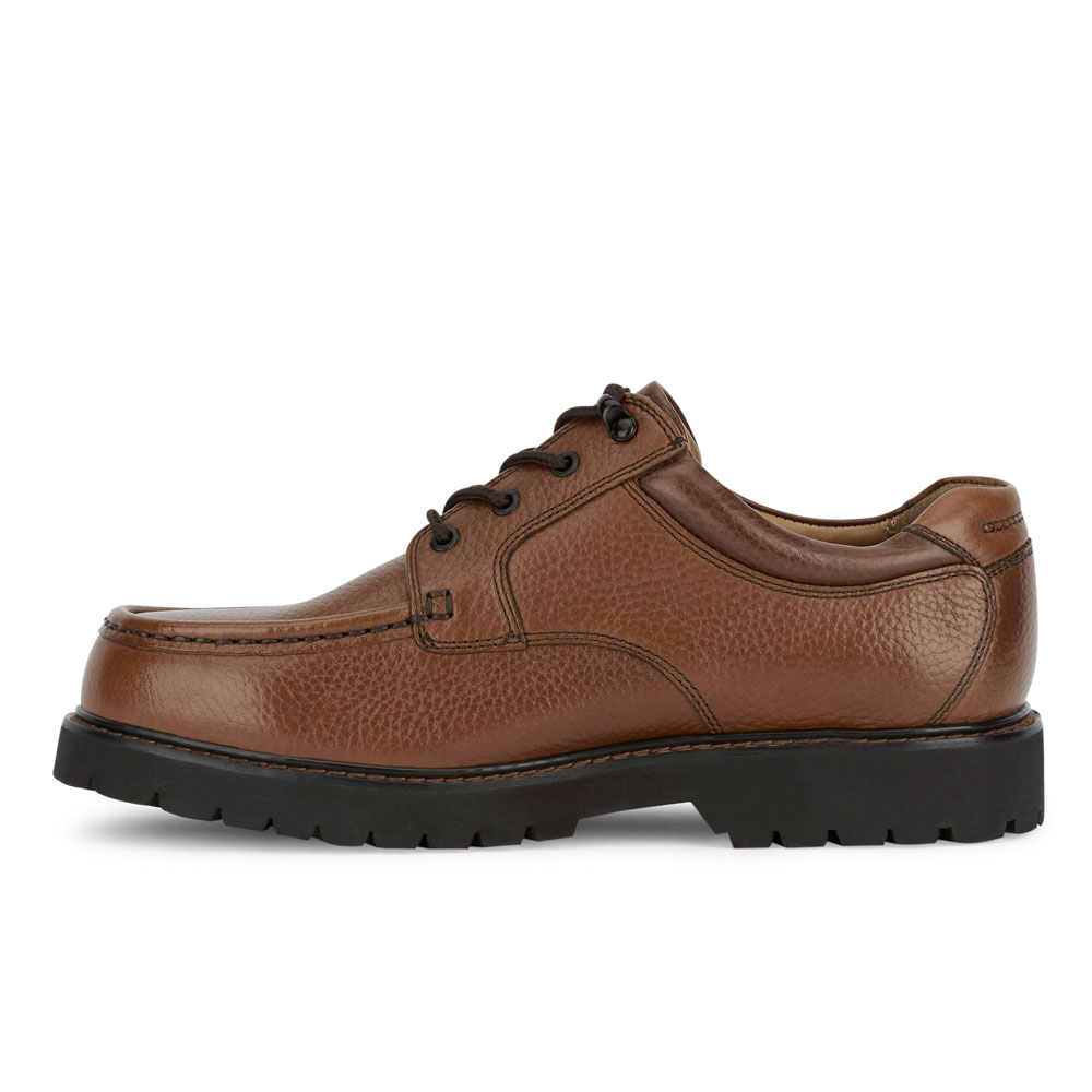 Dockers Mens Glacier Genuine Leather Rugged Casual Lace-up Oxford Shoe