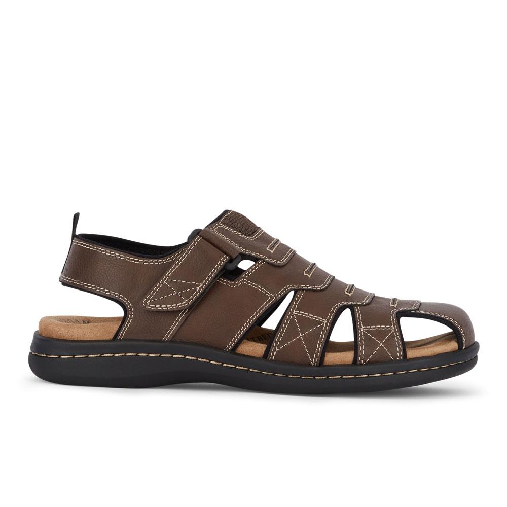 Dockers Mens Searose Casual Comfort Outdoor Sport Fisherman Sandal Shoe