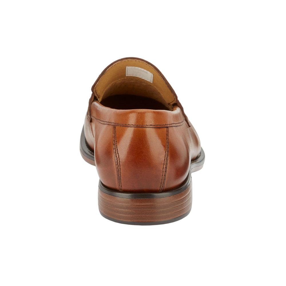 Dockers Mens Harmon Genuine Leather Business Dress Penny Slip-on Loafer Shoe