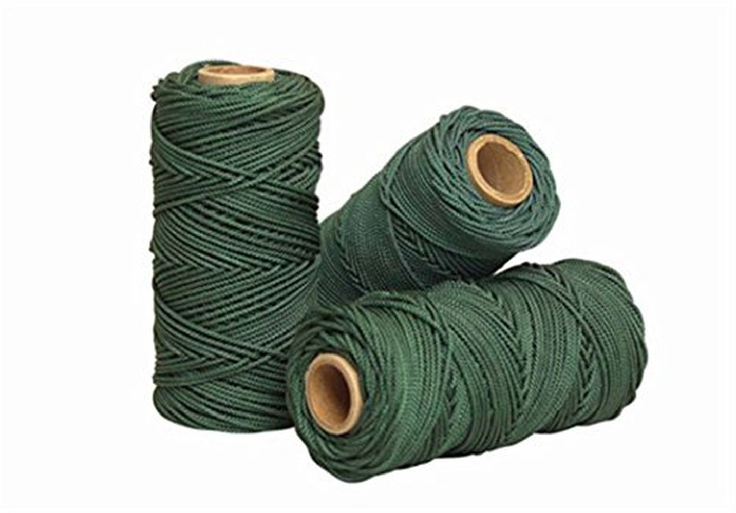 Kraft SS102265 Neptune Bonded Braided Nylon Line,Green