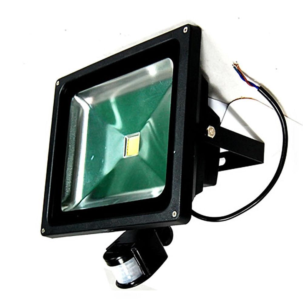Spot Lights Flood Lights: 200W 50W 30W 20W 10W LED RGB Flood Spot Light Outdoor