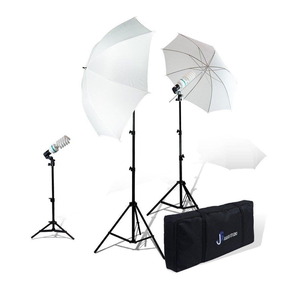 Studio Lighting Kit Argos: 600W LimoStudio Umbrella Continuous Lighting Kit F