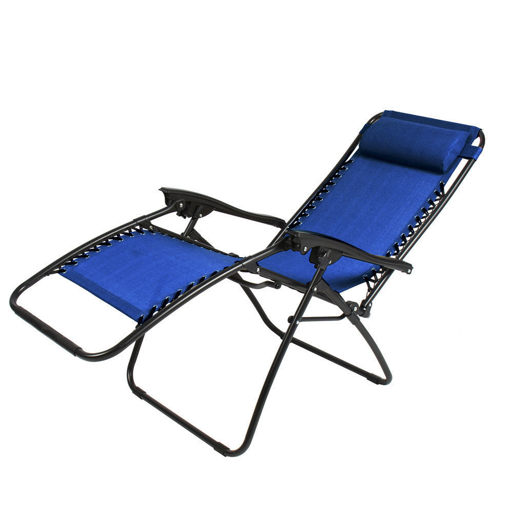 outdoor lounge chair zero gravity folding recliner patio. Black Bedroom Furniture Sets. Home Design Ideas