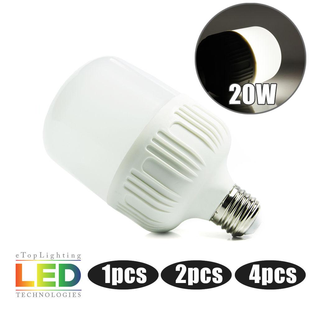 20w Led Bulb A19: LED Energy Saving Bulb 6500K 20W LED Light Bulb With
