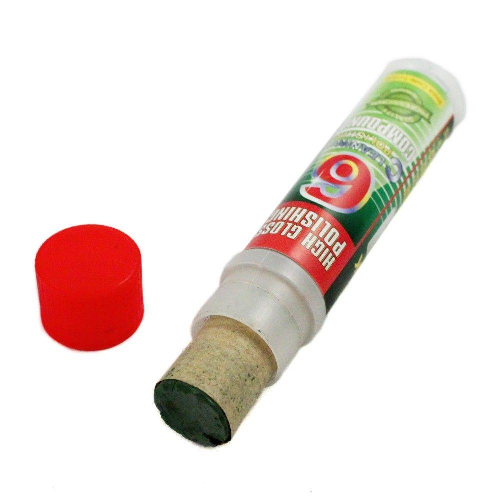 how to use polishing compound stick