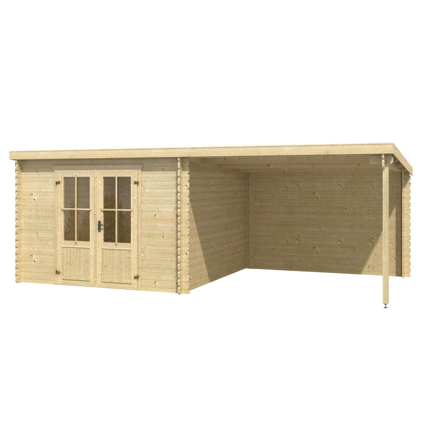 gartenhaus holzhaus ger tehaus schuppen lasita maja hori 19 mm 28 mm ebay. Black Bedroom Furniture Sets. Home Design Ideas