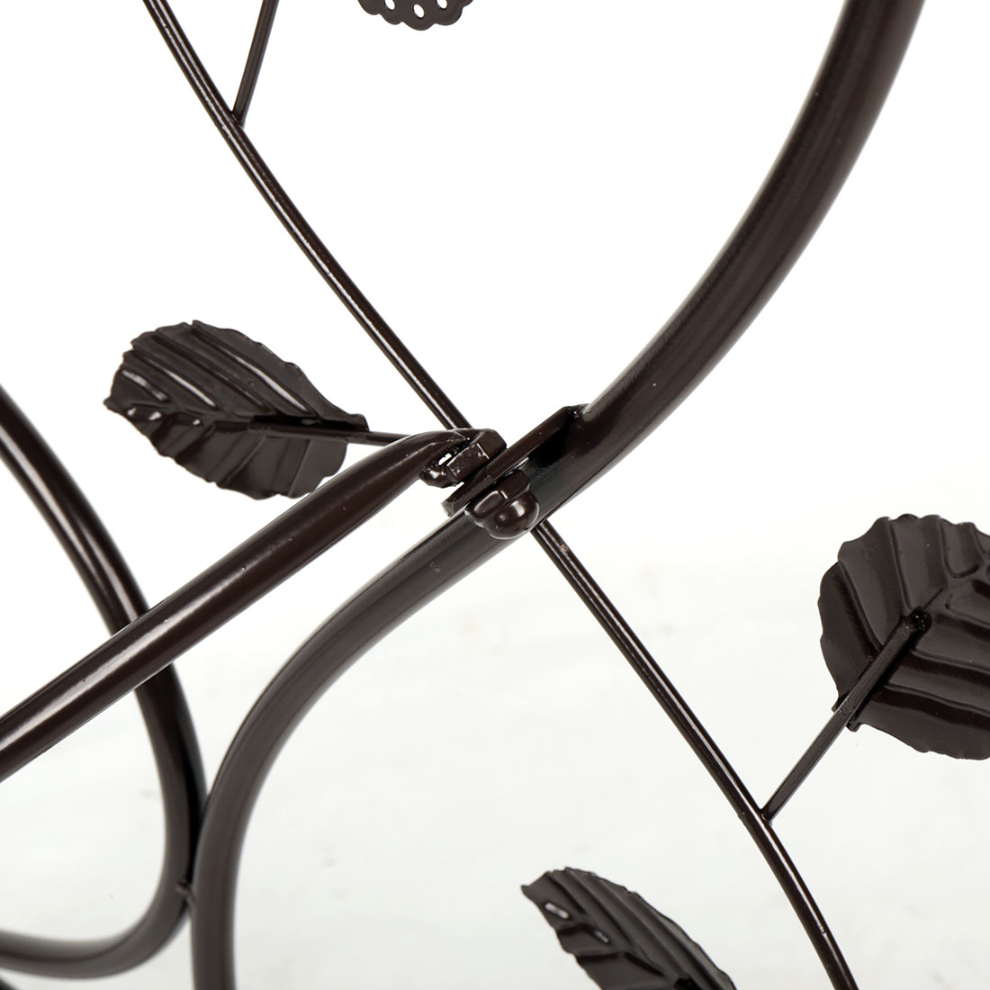 3 Tier Metal Plant Stand Flower Pot Display Rack Holder