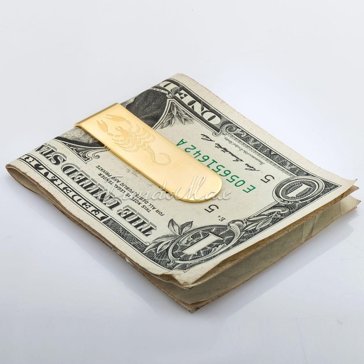geldscheinklammer geldklammer klammer geldspange geldclip moneyclip geldbeutel ebay. Black Bedroom Furniture Sets. Home Design Ideas
