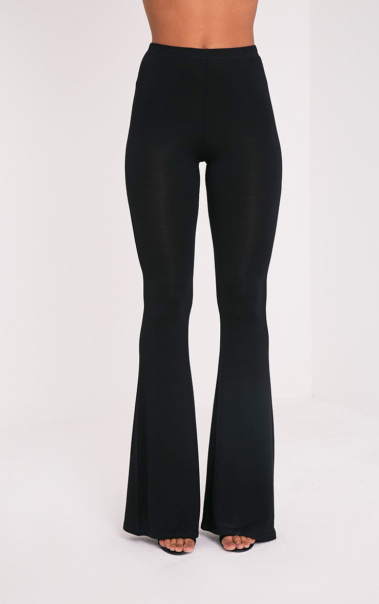 Shop fitted wide leg flare pants at Neiman Marcus, where you will find free shipping on the latest in fashion from top designers.