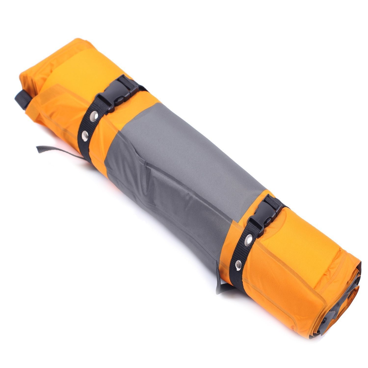 Air bed for camping - Double Self Inflating Pad Sleeping Mattress Air Bed