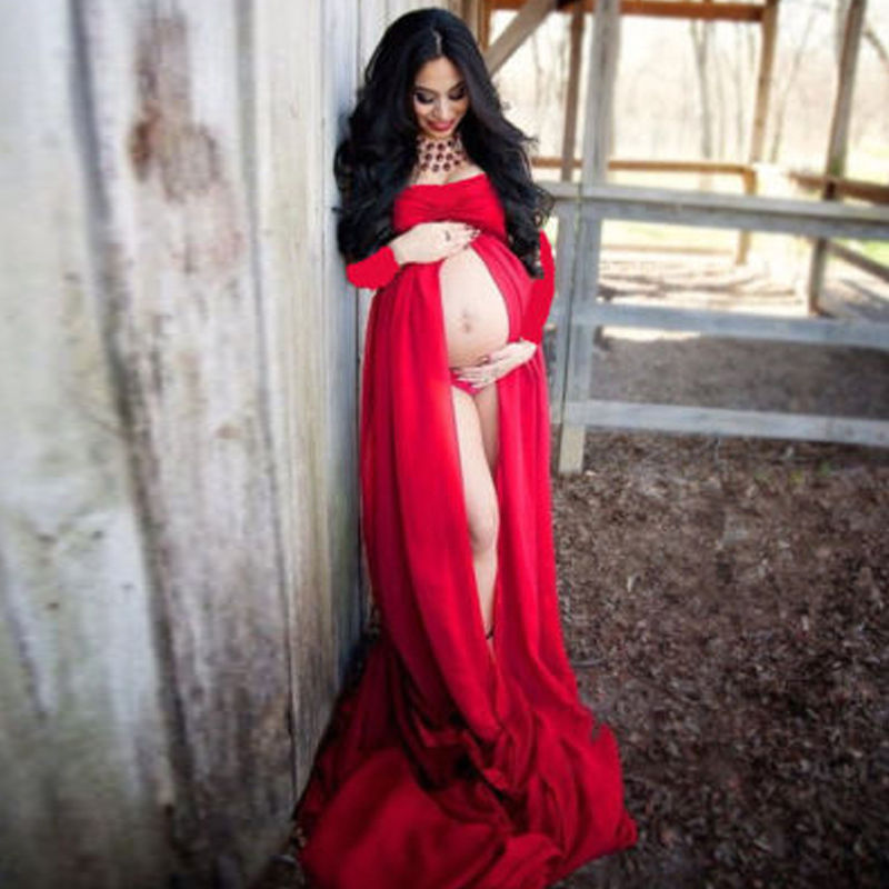 sexy maternity gowns