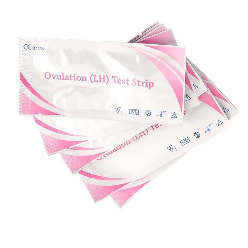 how to use ovulation test strips
