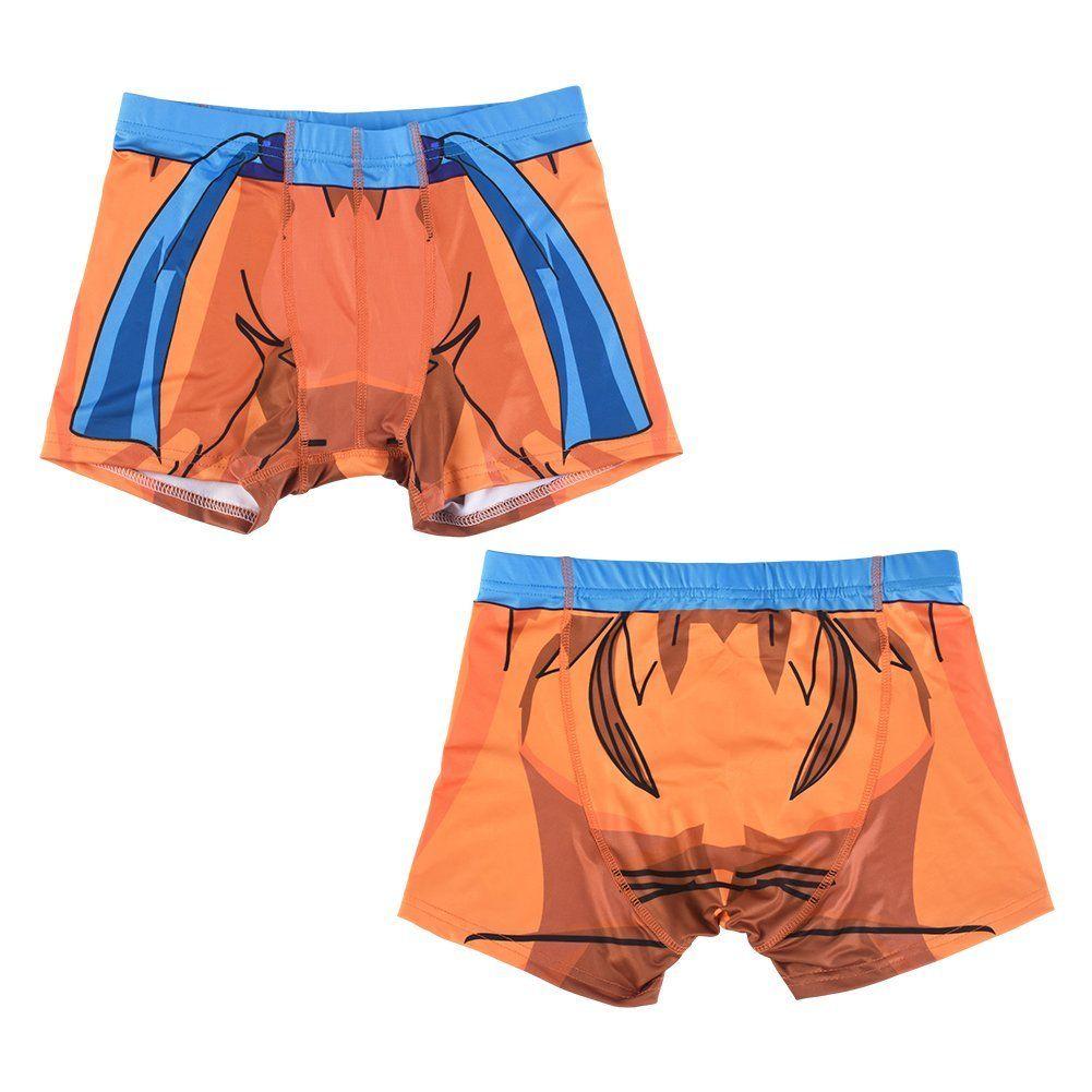 z04lzrk1s_405__1 men's dragon ball z vegeta goku swimwear swimsuit briefs bathing,Dragon Ball Z Swimwear