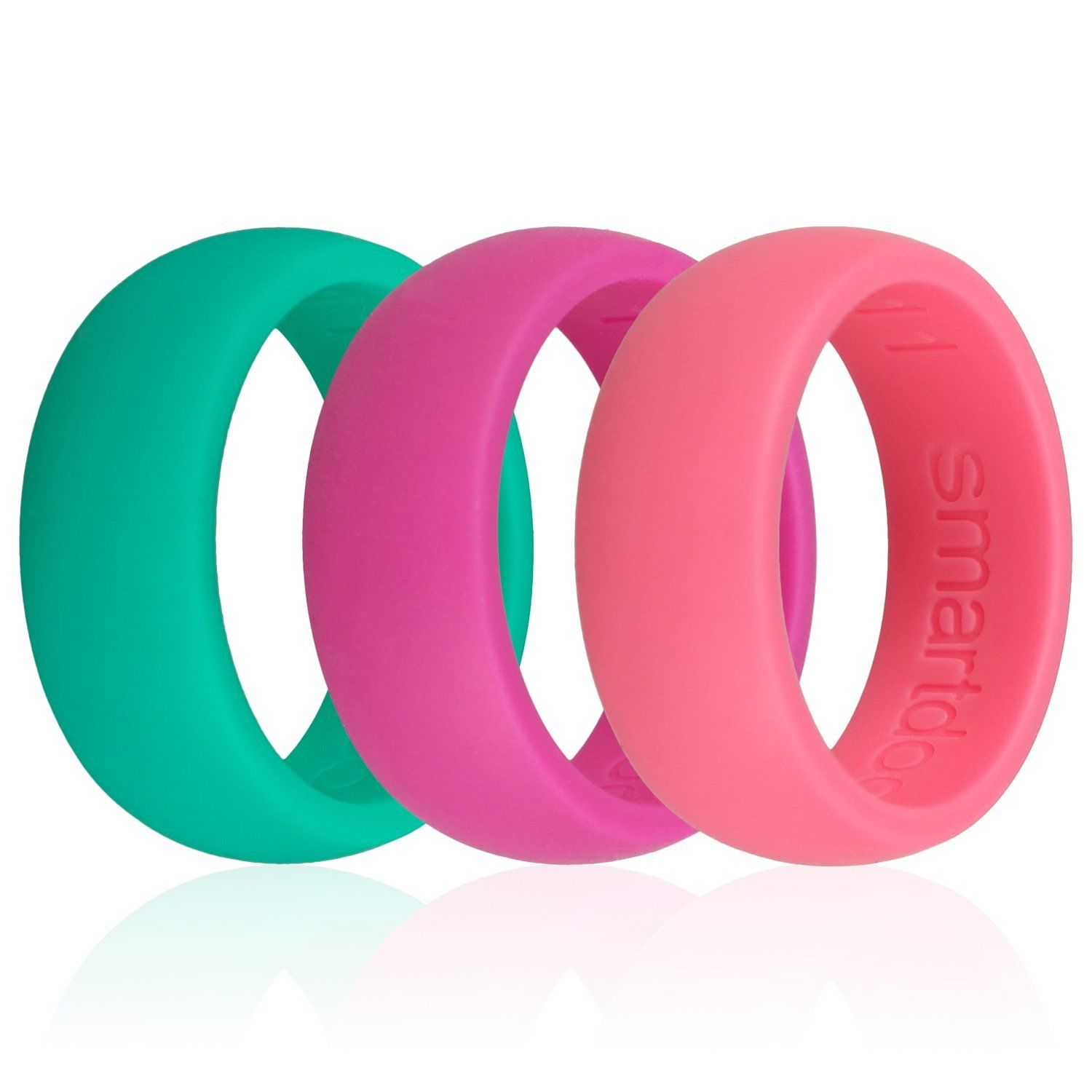 Unique Silicone Wedding Ring | Wedding