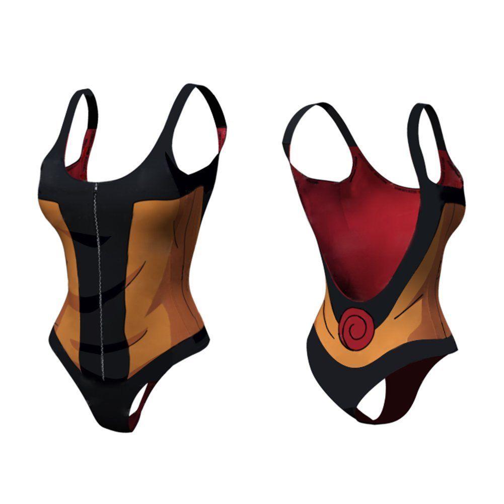z09hyyy1702s_590__1 dragon ball z goku vegeta push up women swimsuit one piece bathing,Dragon Ball Z Swimwear