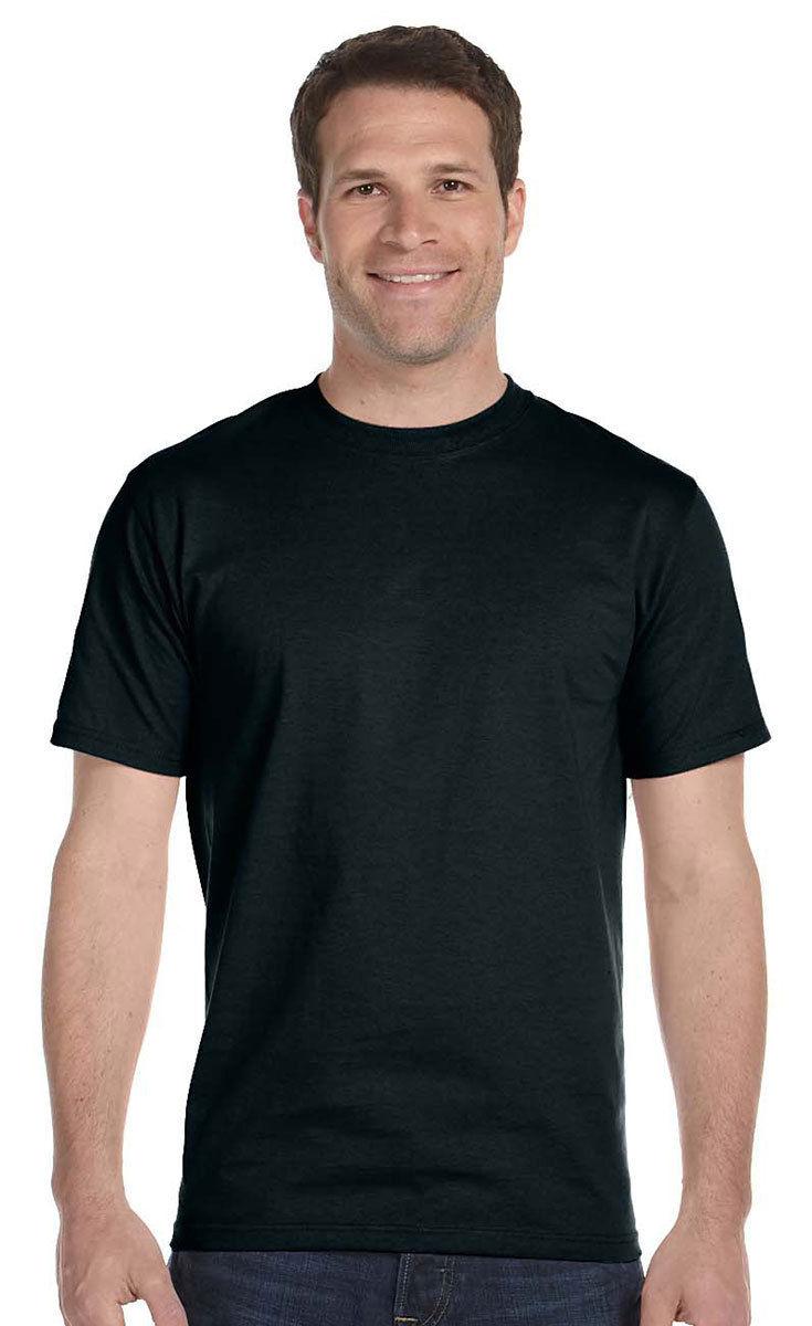 New hanes men 39 s comfortsoft heavyweight 100 cotton for Mens t shirts 4xl
