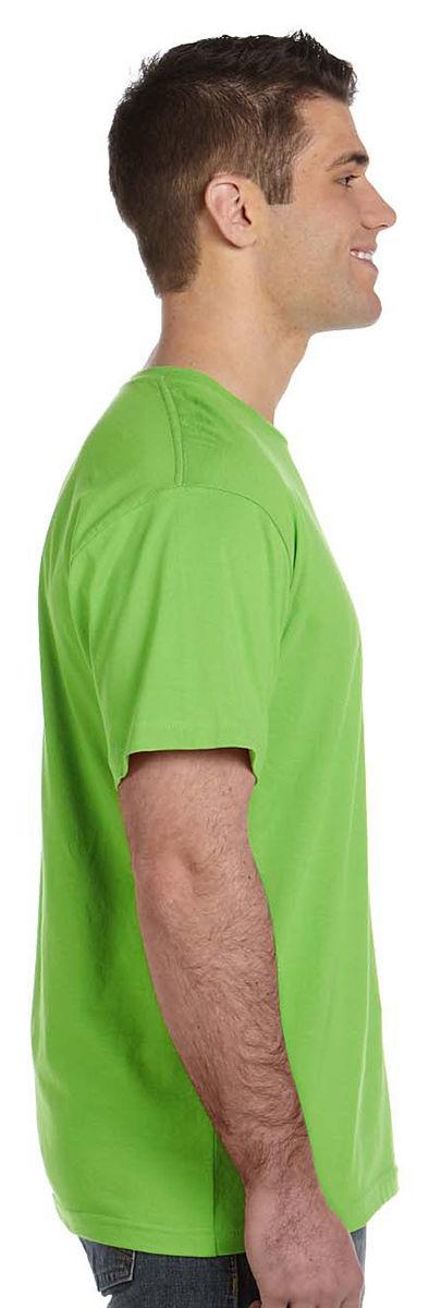 LAT Men/'s 100/% Cotton Crewneck Short Sleeve Fine Jersey 2XL-3XL T-Shirt B-6901