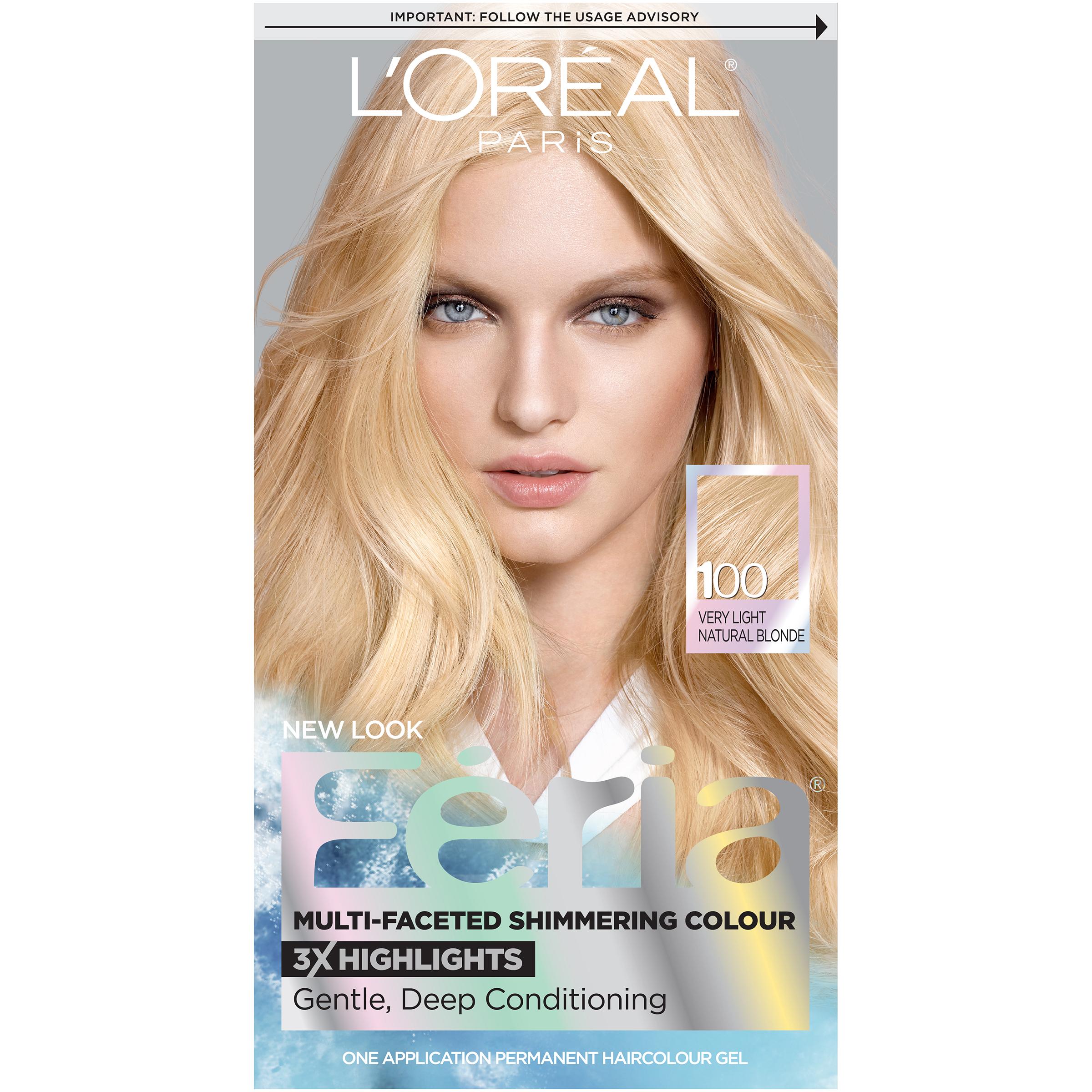 Loral Paris Feria Permanent Hair Color Martlocal