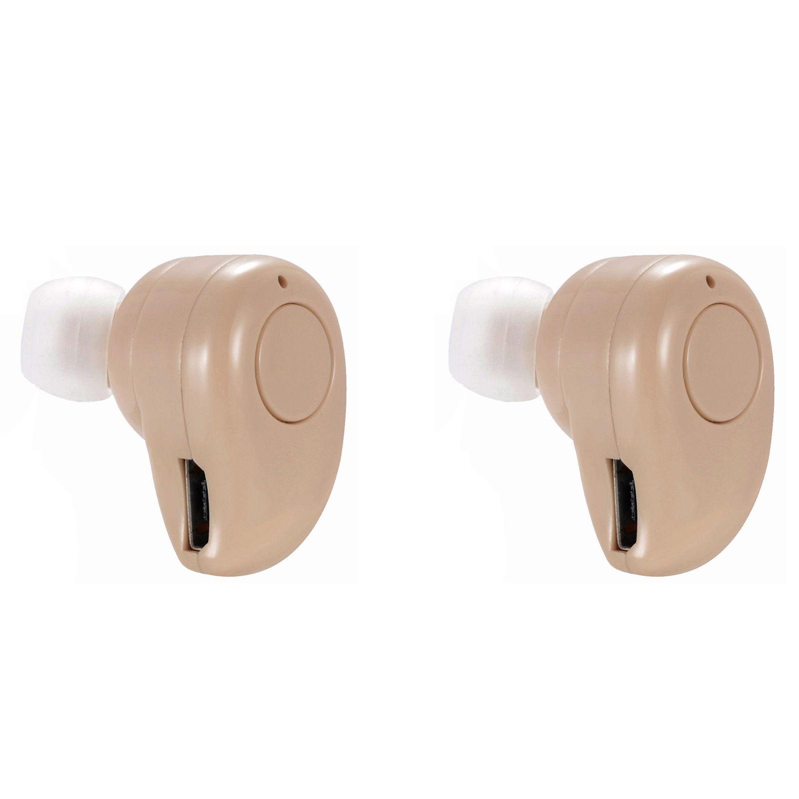 Mini Wireless Bluetooth In-Ear Headset Earbud Stereo Earphone For Samsung iPhone