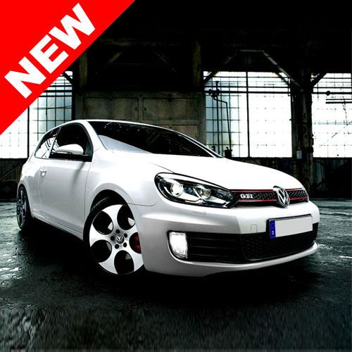 Volkswagen Jetta Price In Usa: 10-14 VW MK6 GOLF/JETTA SPORTWAGEN GTI STYLE FRONT BUMPER