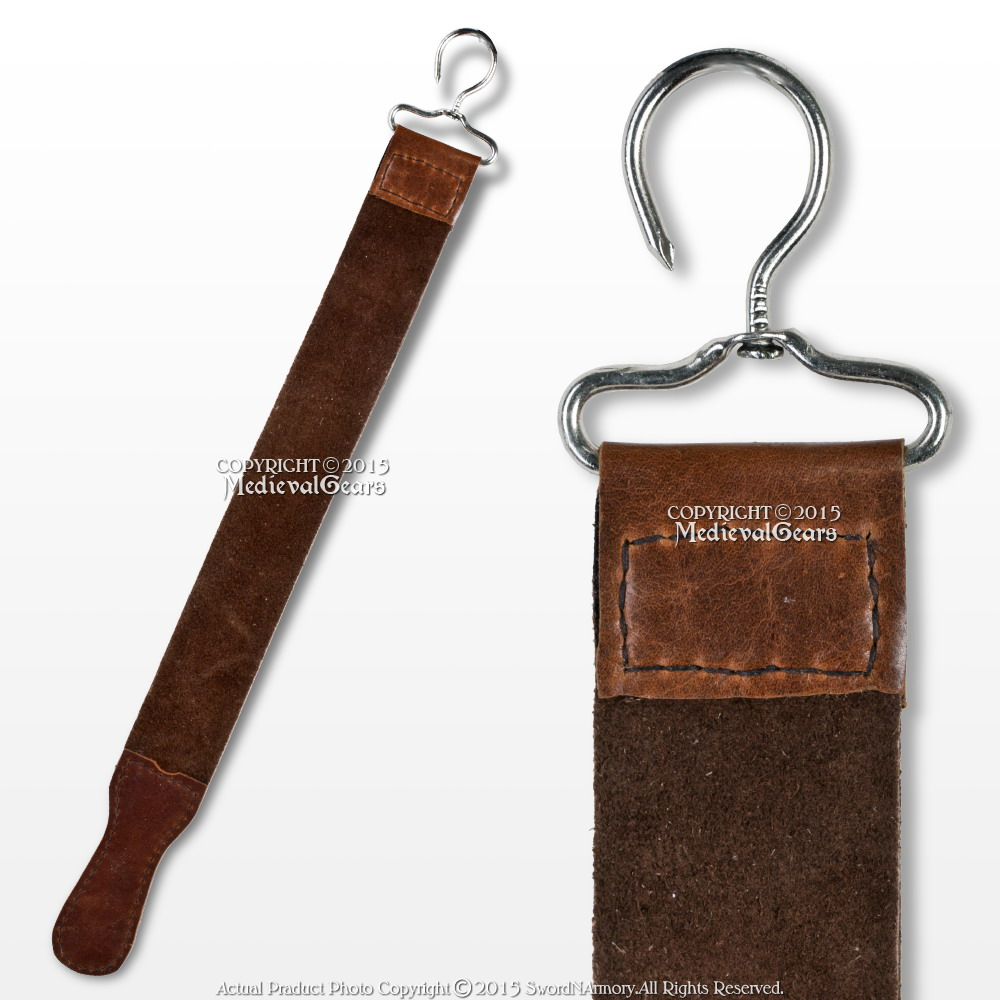 professional barber real leather strop razor