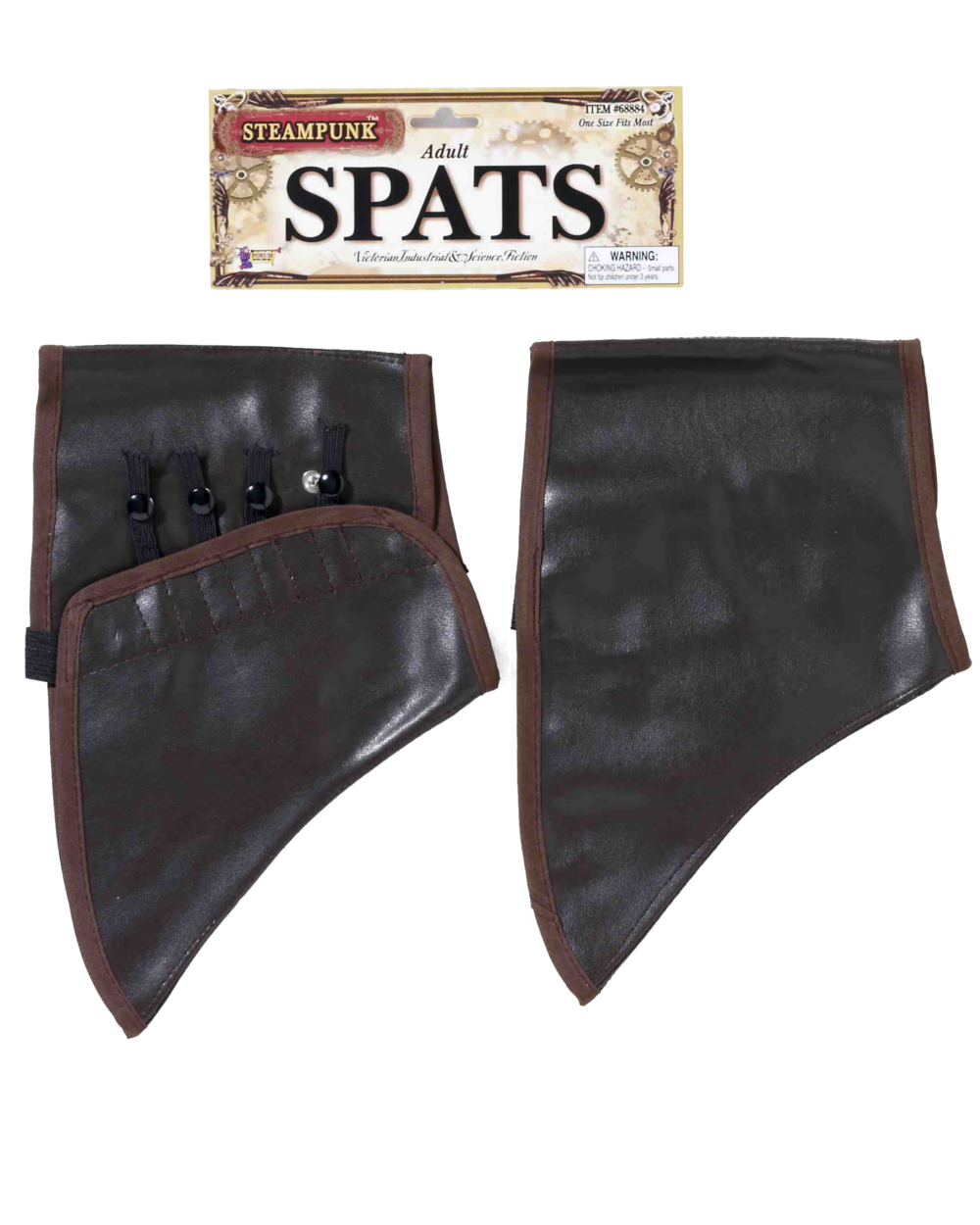 how to make mens spats