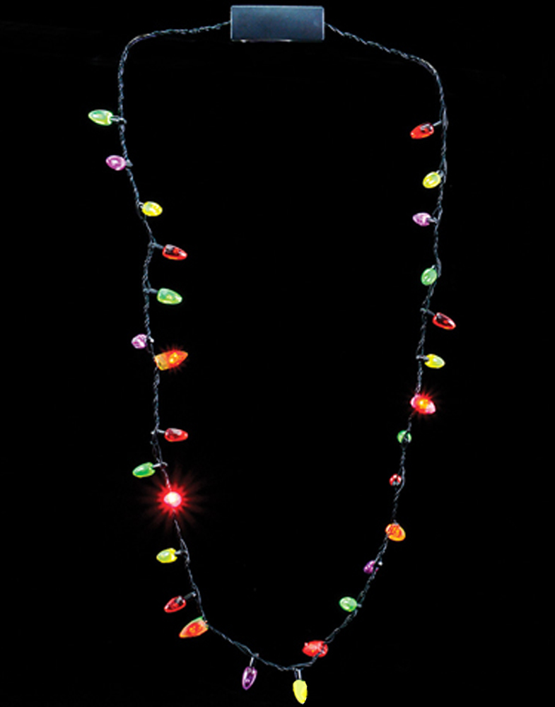 christmas light necklace lowes