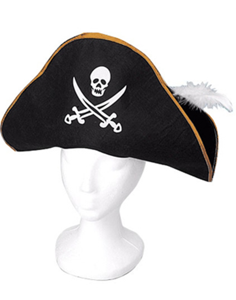 Adult pirate hat anime image