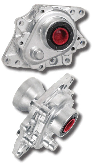 front_axle_disconnect_Intermediate_shaft_bearing_housing_assembly