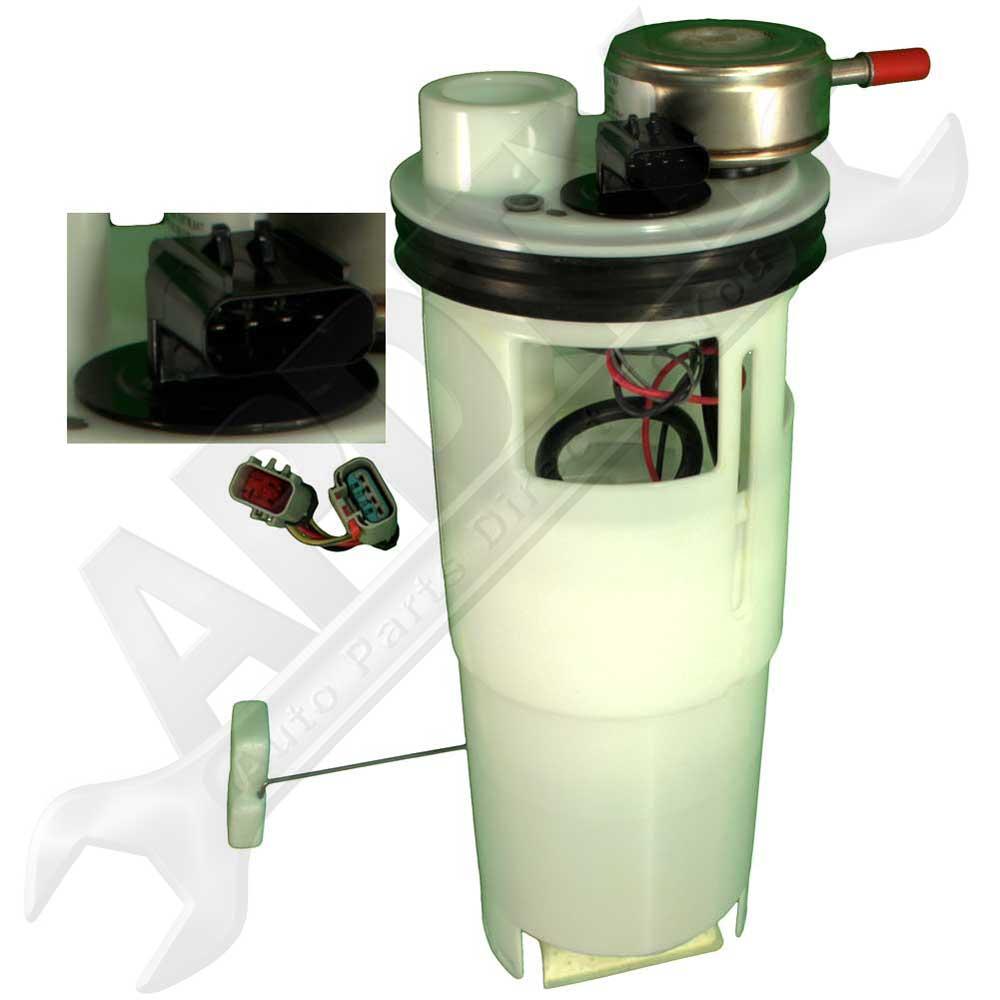 how to change fuel pump 1996 dodge ram 1500
