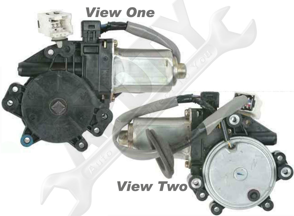 2004 2008 Nissan Maxima Remanufactured Power Window Motor