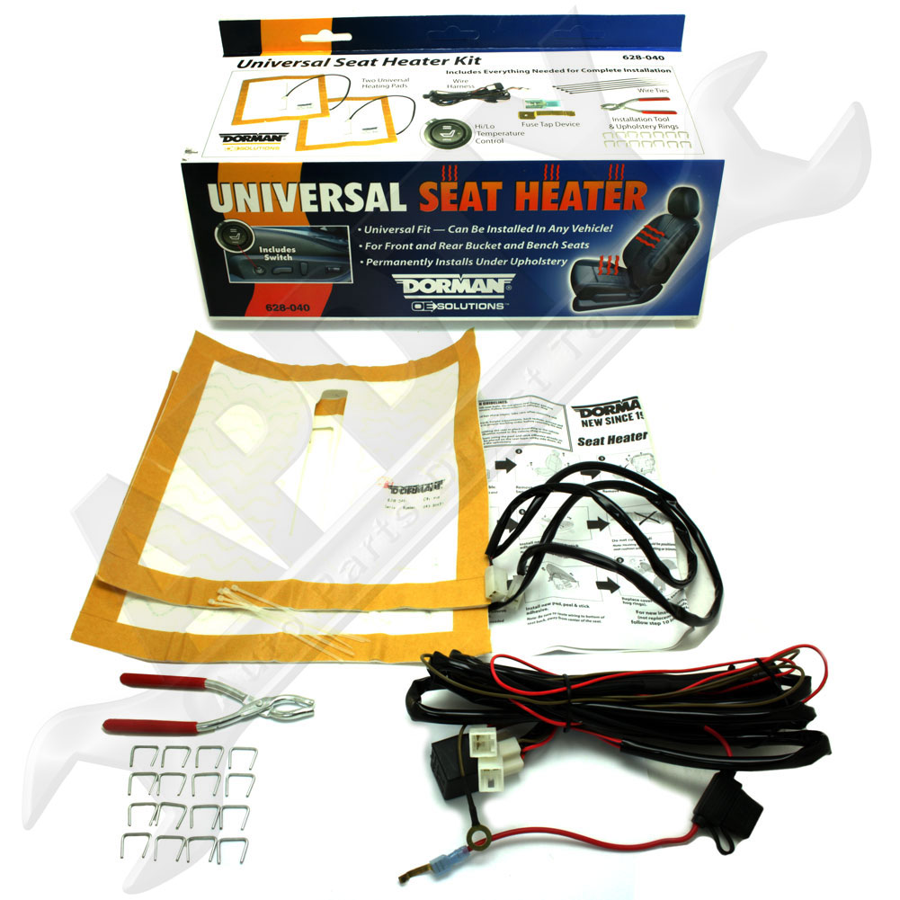 Seat Heater Complete Kit