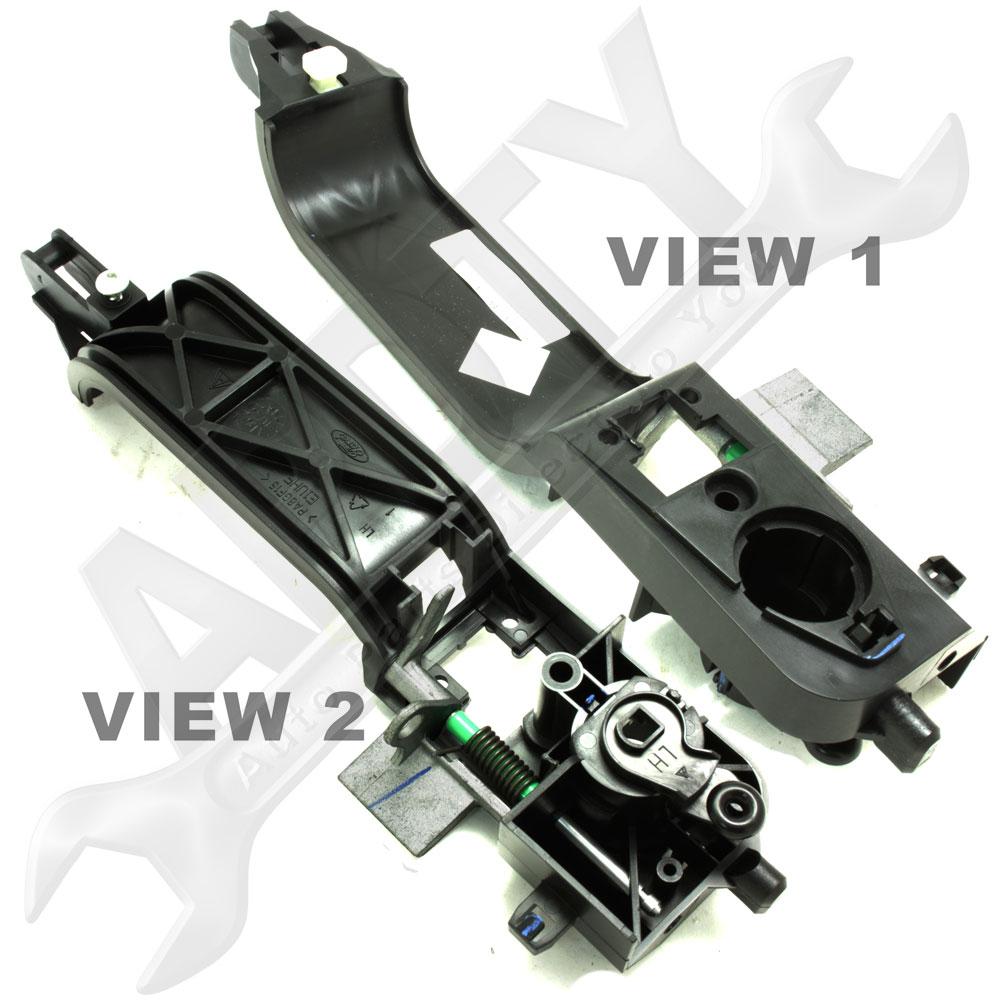 how to fix the 2009 rav4 rear door latch
