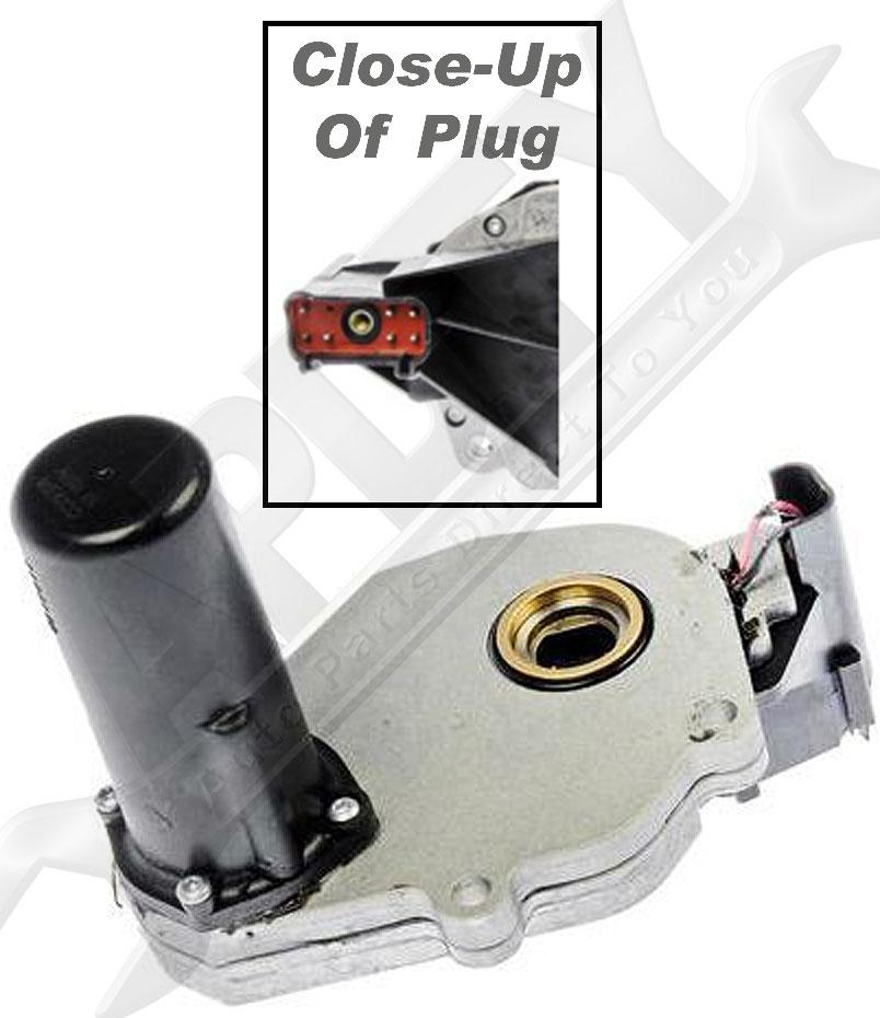 1992 Oldsmobile Bravada Transmission: APDTY 711011 4WD 4-Wheel Drive Transfer Case Shift Encoder