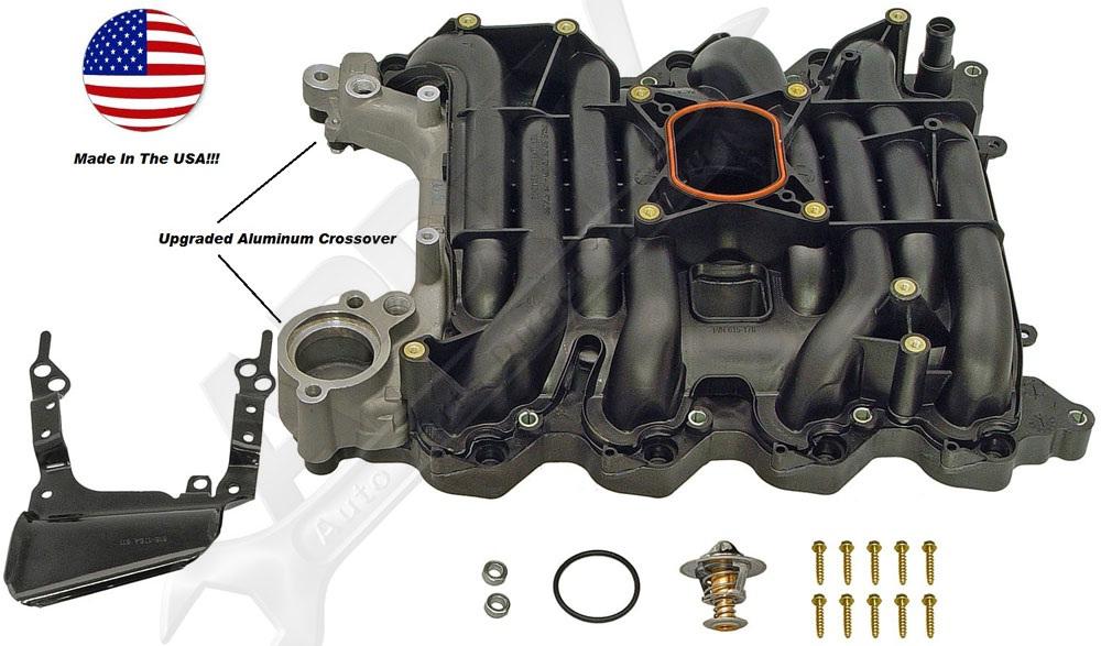Dorman 615 178 4 6l Intake Manifold Kit Improved Aluminum