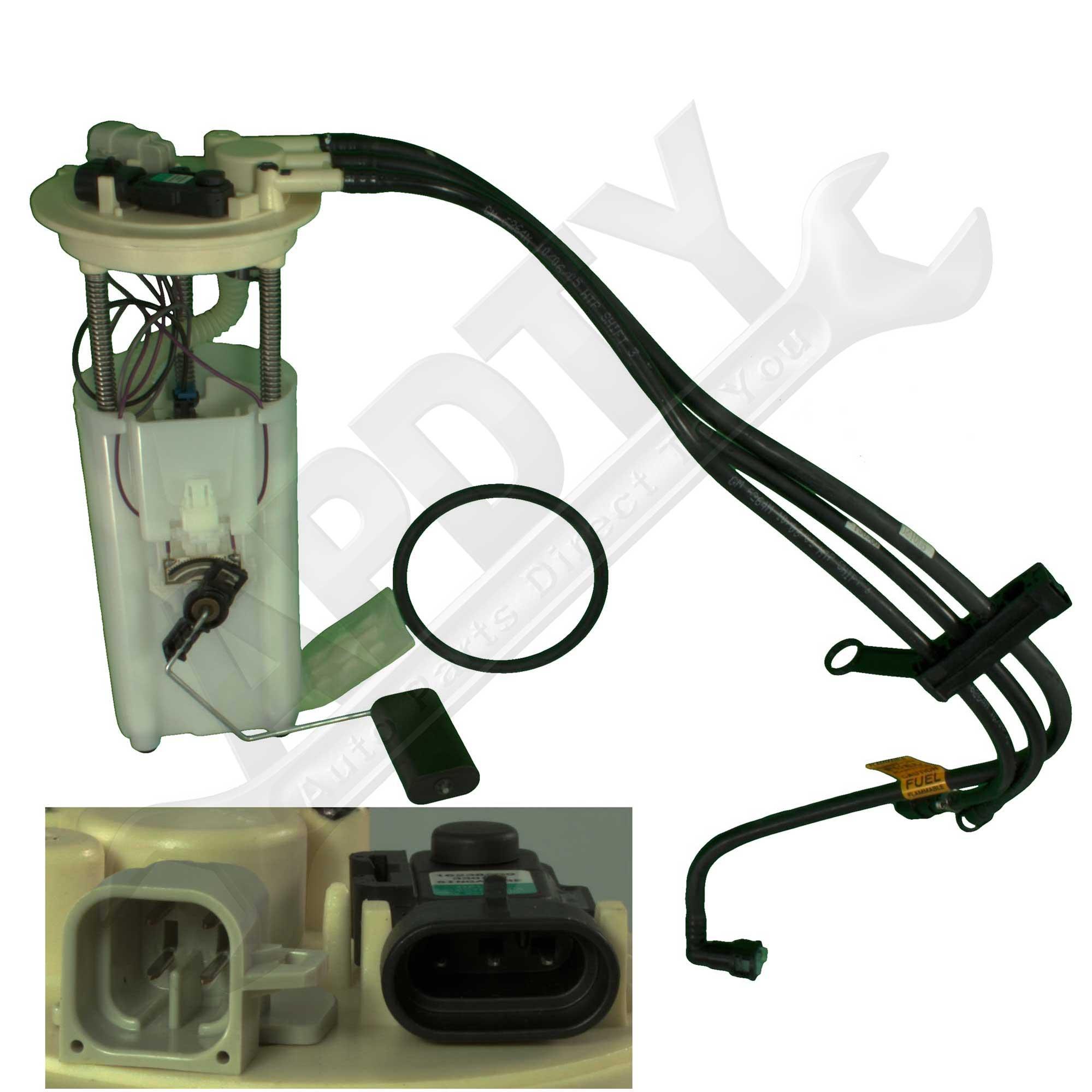 1996 Sunfire  Grand Am Fuel Pump Module