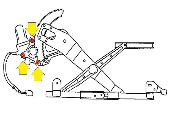 2000 hyundai elantra window motor diagram html